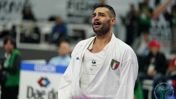 Karate, cinque medaglie per l'Italia nella 2° tappa di Premier League