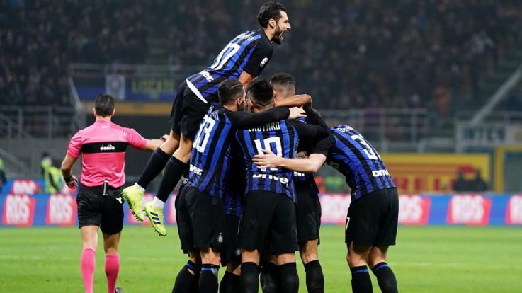 Serie A, il ritorno del Ninja: Inter piega Samp 2-1 sotto gli occhi di Icardi