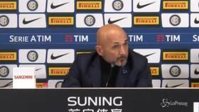 Inter, il pianto di un gattino interrompe la conferenza stampa di Spalletti