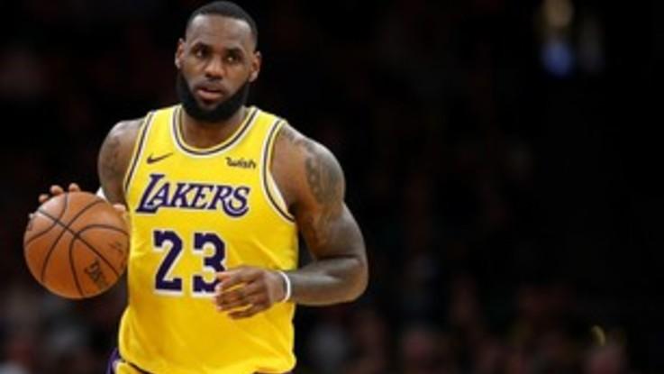 Nba, LeBron Lames vince l'All Star Game. Battuta la squadra di Giannis Antetokounmpo