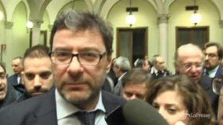"""In radio una canzone italiana su tre, Giorgetti: """"Nessuno scandalo"""""""