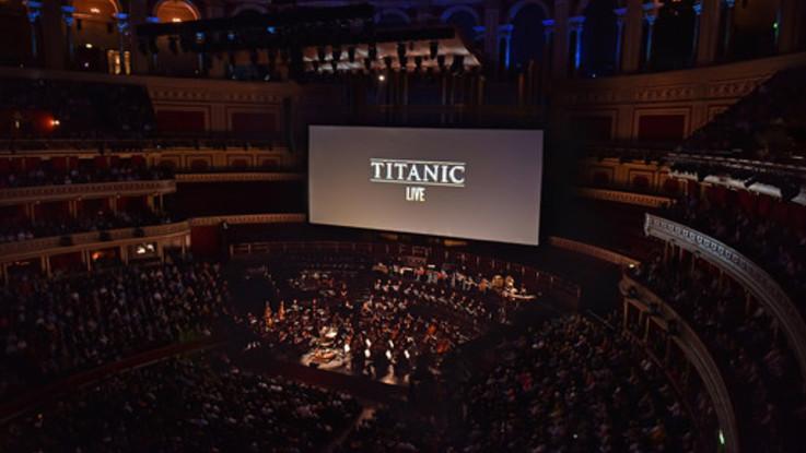 """A Milano per rivivere """"Titanic"""": arriva il cineconcerto del capolavoro di James Cameron"""