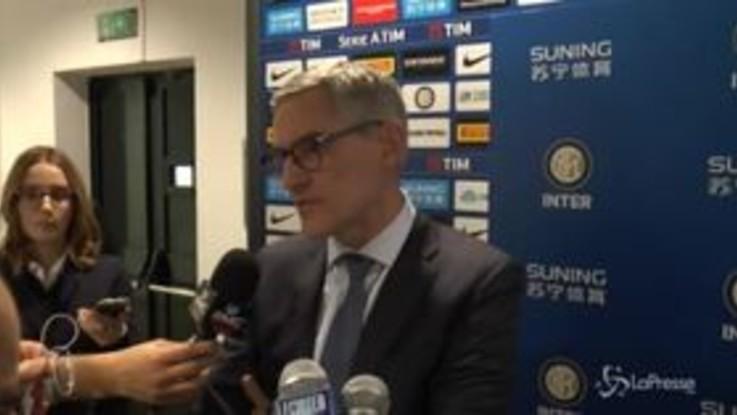 """Inter, Antonello: """"LionRock ci aiuterà per lo sviluppo della società in Asia"""""""