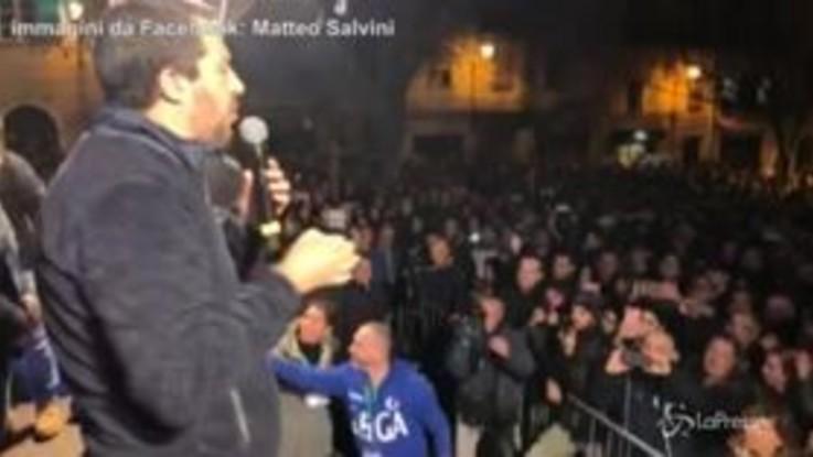 """Latte, Salvini: """"Spero di alzarmi da quel tavolo riconoscendo a tutti quello che è giusto """""""