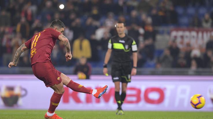 La Roma fatica e soffre ma supera un buon Bologna: 2-1