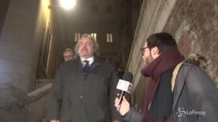 """Giarrusso (M5S): """"Questa sera sono altri che hanno problemi di processi non certo noi"""""""