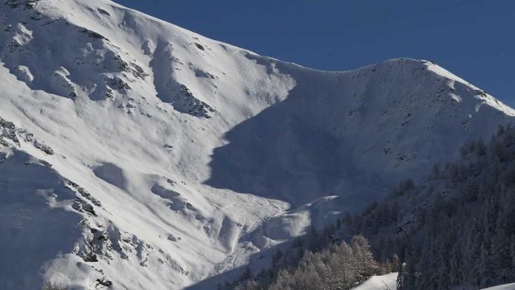 Diverse persone travolte da una valanga a Crans-Montana in Svizzera