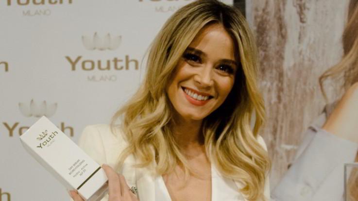 Nasce la linea di bellezza Youth Milano, Diletta Leotta è la brand ambassador