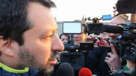 """Diciotti, Salvini: """"Avrei accettato qualunque risposta"""""""