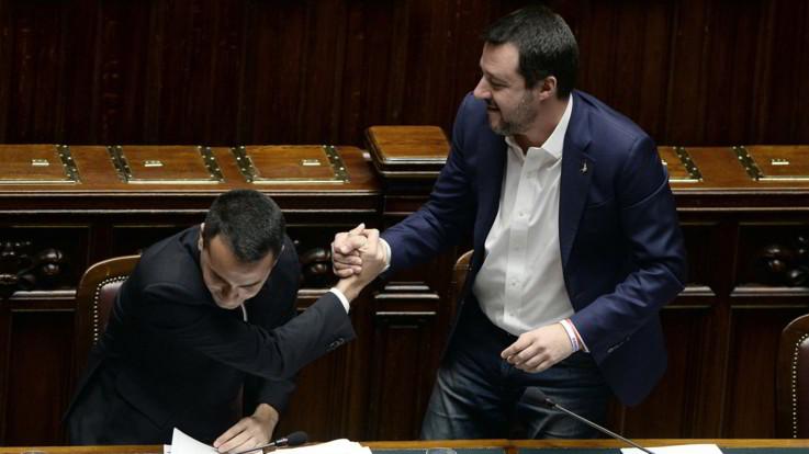 """Tra Salvini e Di Maio torna il sereno: """"Su Autonomie sì a limature"""". Ma resta il nodo Tav"""