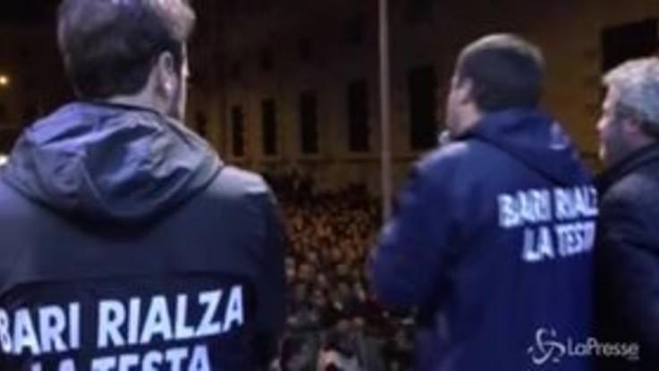 """Salvini: """"Gli avversari politici li sconfiggo con le idee, non con i processi e con le manette"""""""