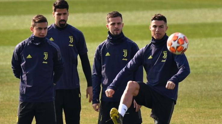 Champions, Allegri sceglie Dybala per Madrid. Khedira fermato dal cuore