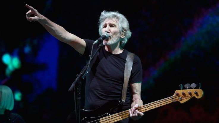 """Venezuela, Roger Waters contro il concerto pro-Guaido: """"Non facciamoci ingannare"""""""