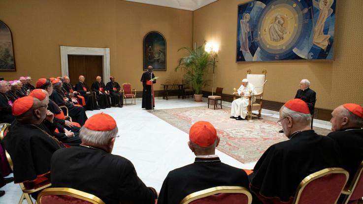 "Martel: ""In Vaticano ci sono 50 sfumature di gay"""