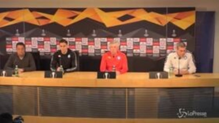 "Ancelotti: ""Guardate Napoli-Zurigo, vi do tre motivi...."""