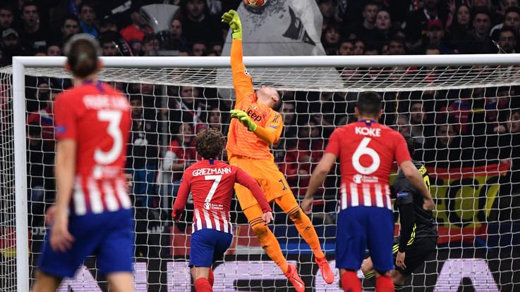 Pagelle di Atletico-Juve. Bene solo Szczesny, male Ronaldo, sparito Dybala