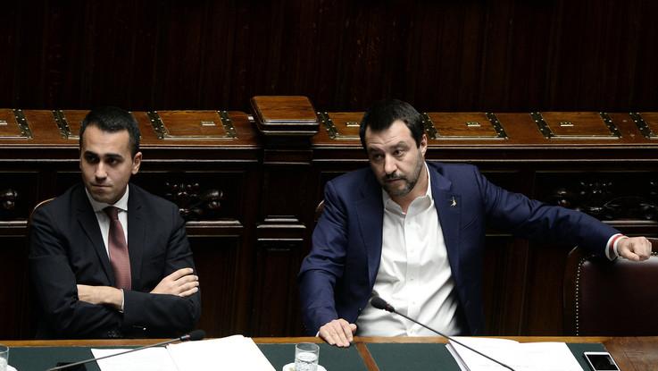 """Europee, M5S: """"Mai gruppo con Salvini e Le Pen"""". Lega: """"In Ue abbiamo già alleati"""""""