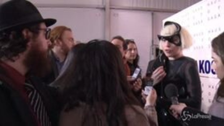 Lady Gaga, amore finito con Christian Carino