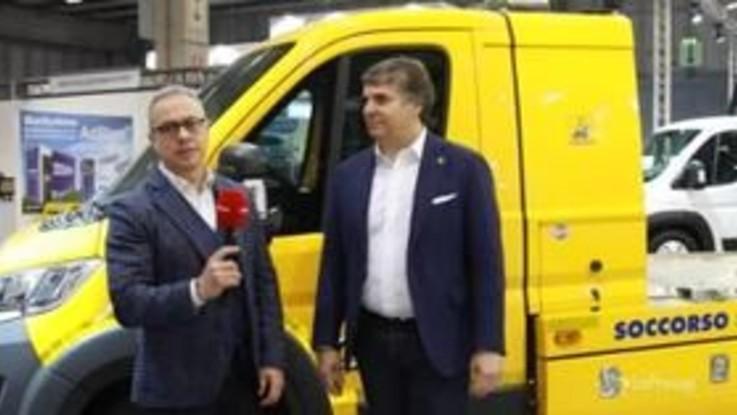 Verona, Fiat Professional protagonista a Transpotec 2019