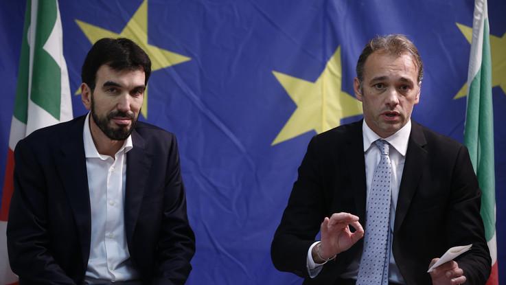 """Pd, Richetti contro Martina: """"Arrabbiato per le liste"""". Ma poi fanno pace"""