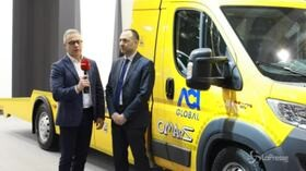 Fiat Professional a transpotec 2019: Ducato soccorso stradale