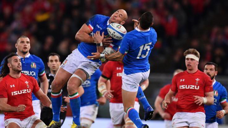 Sei Nazioni di rugby, Tebaldi, Tuviati e Padovani nel XV azzurro che affronta l'Irlanda