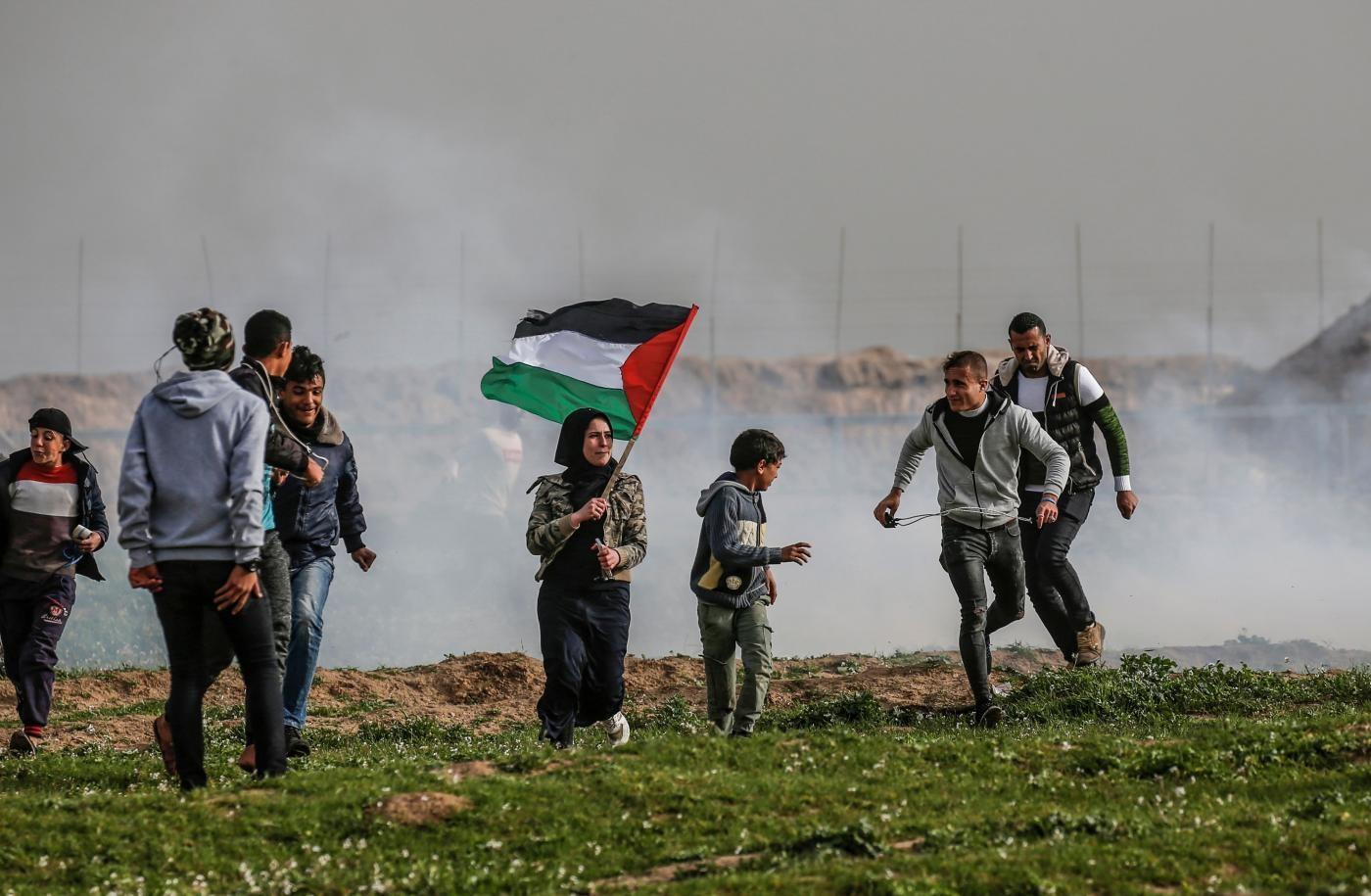 Spari al confine tra Israele e Gaza. ucciso palestinese di 14 anni