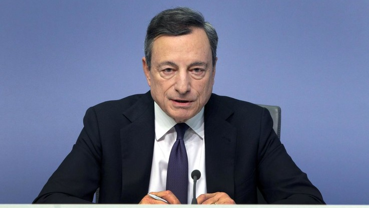 "Draghi: ""Non serve indebolire l'Ue per riconquistare sovranità"""