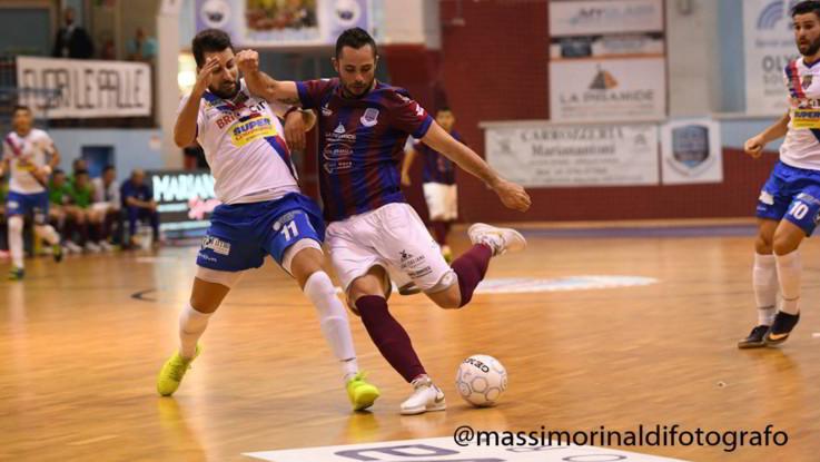Calcio a 5, Serie A: Pesaro a caccia del primo posto a Rieti | Diretta