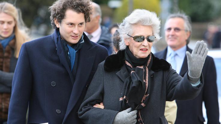 E' morta Marella Agnelli, vedova dell'Avvocato. Aveva 92 anni