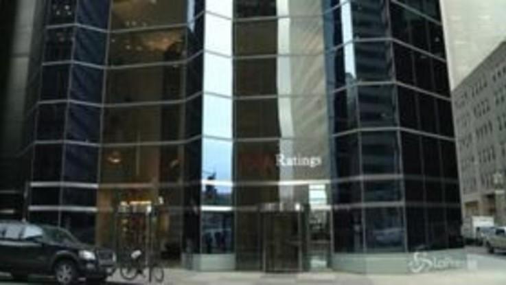 L'agenzia Fitch conferma rating Italia