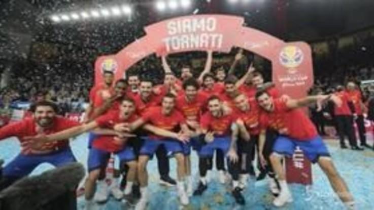 Basket, Italia qualificata ai Mondiali
