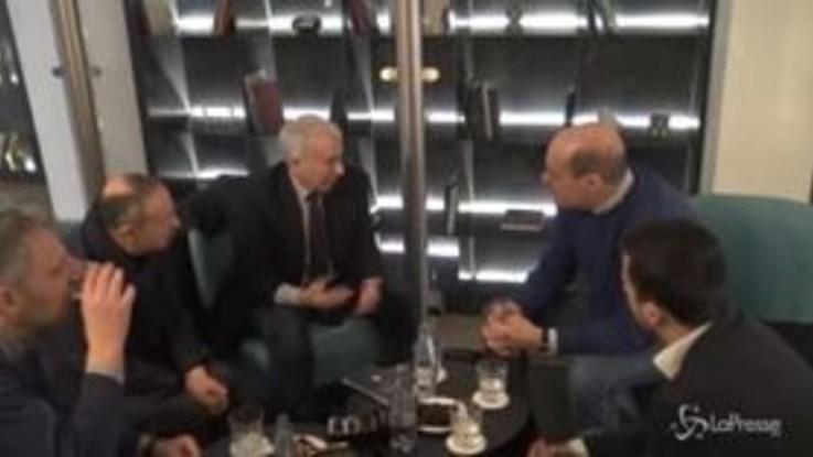"""Pd, Zingaretti: """"Pisapia capolista a Europee? Magari, è una risorsa eccezionale"""""""