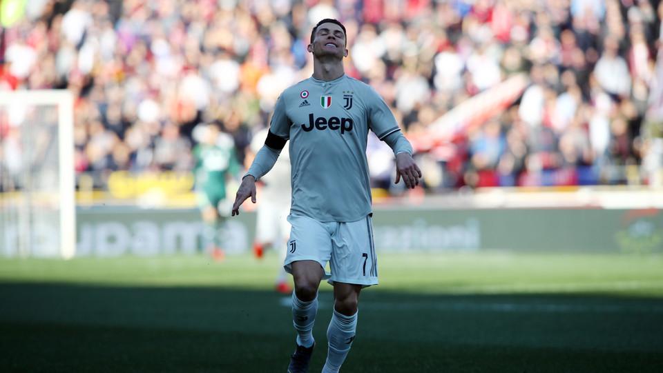 Cristiano Ronaldo (Juventus) ©