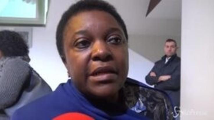 """Kyenge: """"Le parole verso Emma Marrone? Salvini prenda le distanze altrimenti è complice"""""""