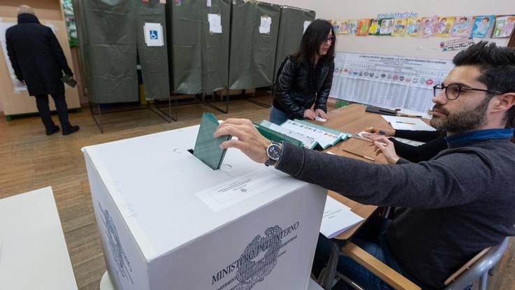 Elezioni regionali in Sardegna: lo spoglio in tempo reale