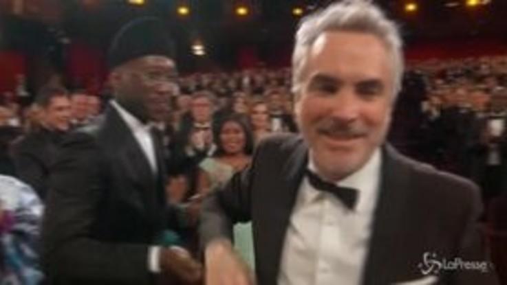 Oscar, Alfonso Cuaron vince come miglior regista