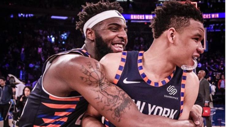 Nba, Knicks tornano a vincere in casa, 'Beli' e Gallinari ko