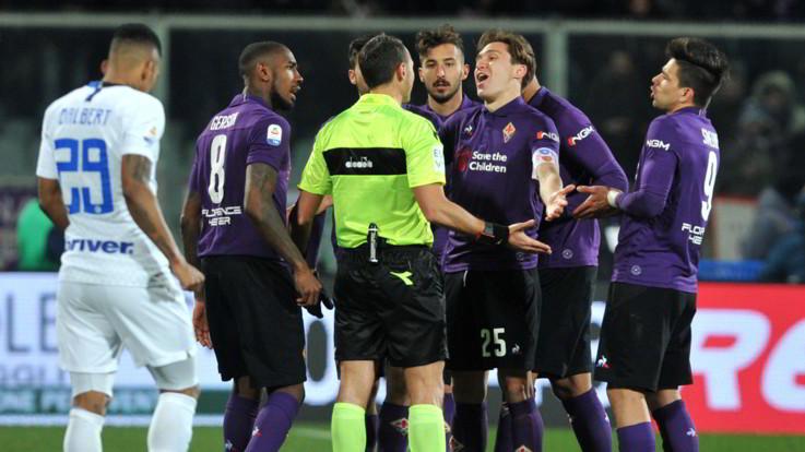 """Inter, Marotta attacca: """"Fallo di mano di D'Ambrosio? Peggior errore da quando esiste il Var"""""""