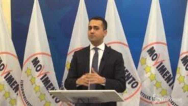 """Tav, Di Maio: """"I ministri hanno loro opinione, ma poi si fa quello che dice il contratto"""""""