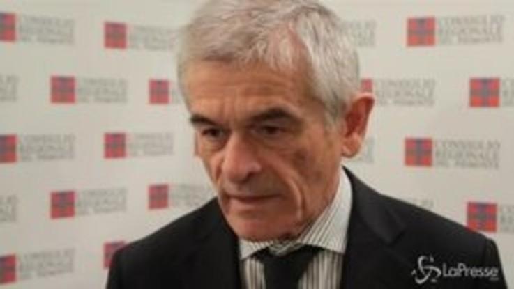 """Tav, Chiamparino lancia il referendum: """"Il governo blocca l'opera? Piemontesi si esprimano"""""""