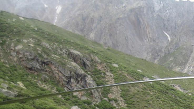 Kashmir, alpinista italiano disperso su Nanga Parbat: ricerche in stallo