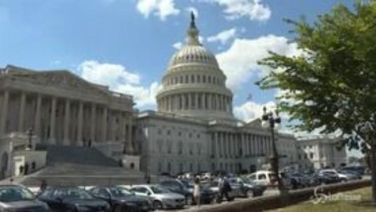 Usa, Camera boccia dichiarazione di emergenza