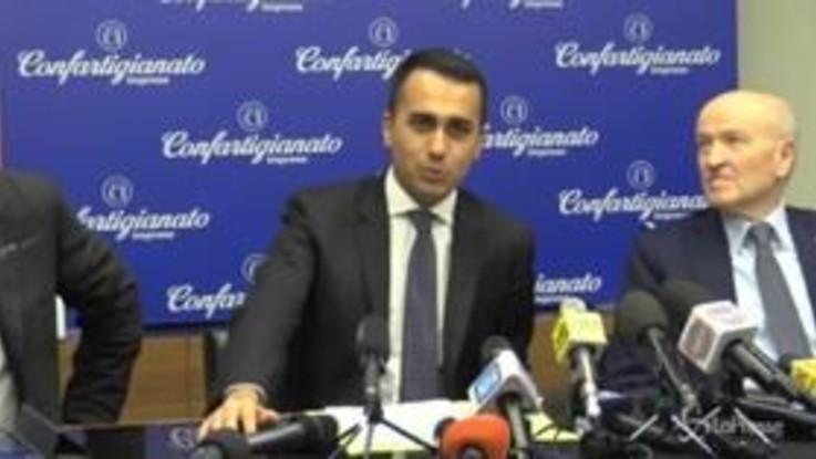 """Caso Sarti, Di Maio: """"I probiviri attiveranno procedura espulsione"""""""