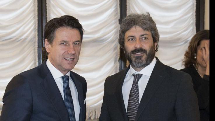 """Conte: """"Contro il dissesto del territorio ecco il piano 'Proteggi Italia'"""""""