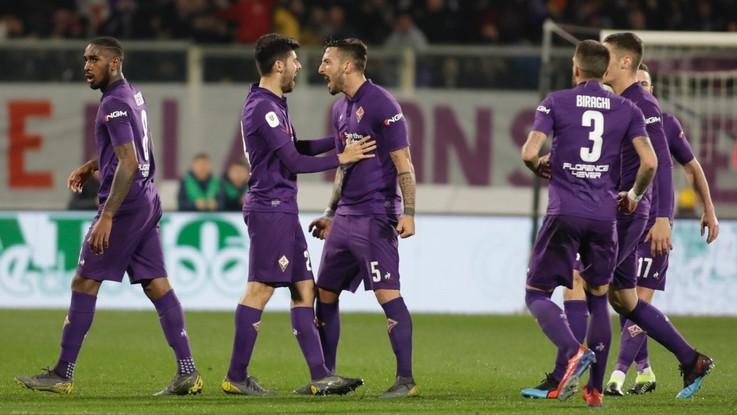 Coppa Italia, Fiorentina-Atalanta 3-3: pari spettacolo nel nome di Astori