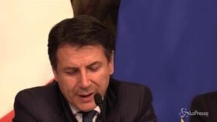 L'Ue boccia l'economia Italiana, Conte la difende