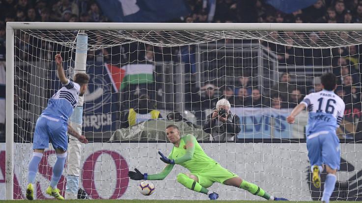 Serie A, Lazio-Roma 3-0 | Il fotoracconto
