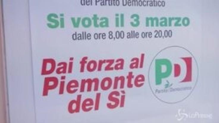 Pd, il giorno delle Primarie: grande partecipazione a Torino