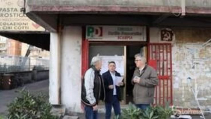 Primarie Pd, anche a Scampia in fila per il voto